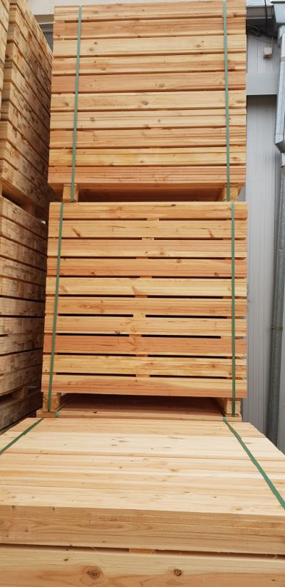 Details for pallets 1 - Drum Bulgaria